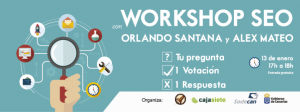 Workshop SEO Orlando Santana 2
