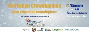 Crowdfunding con Santiago Hernández 2