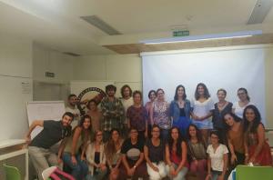 Programa Voluntariado CUCID charla