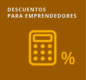 Descuentos para emprendedores