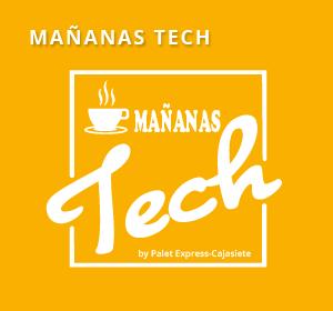 <span>Mañanas Tech</span><i>→</i>