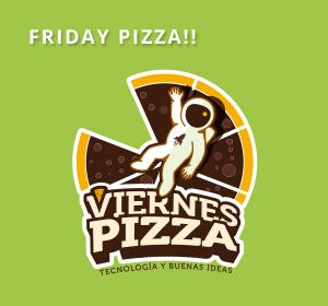 <span>Viernes Pizza</span><i>→</i>
